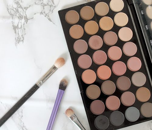 Makeup Revolution Flawless Matte Palette Review + Swatches